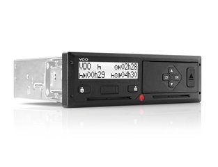 Digitale tachograaf
